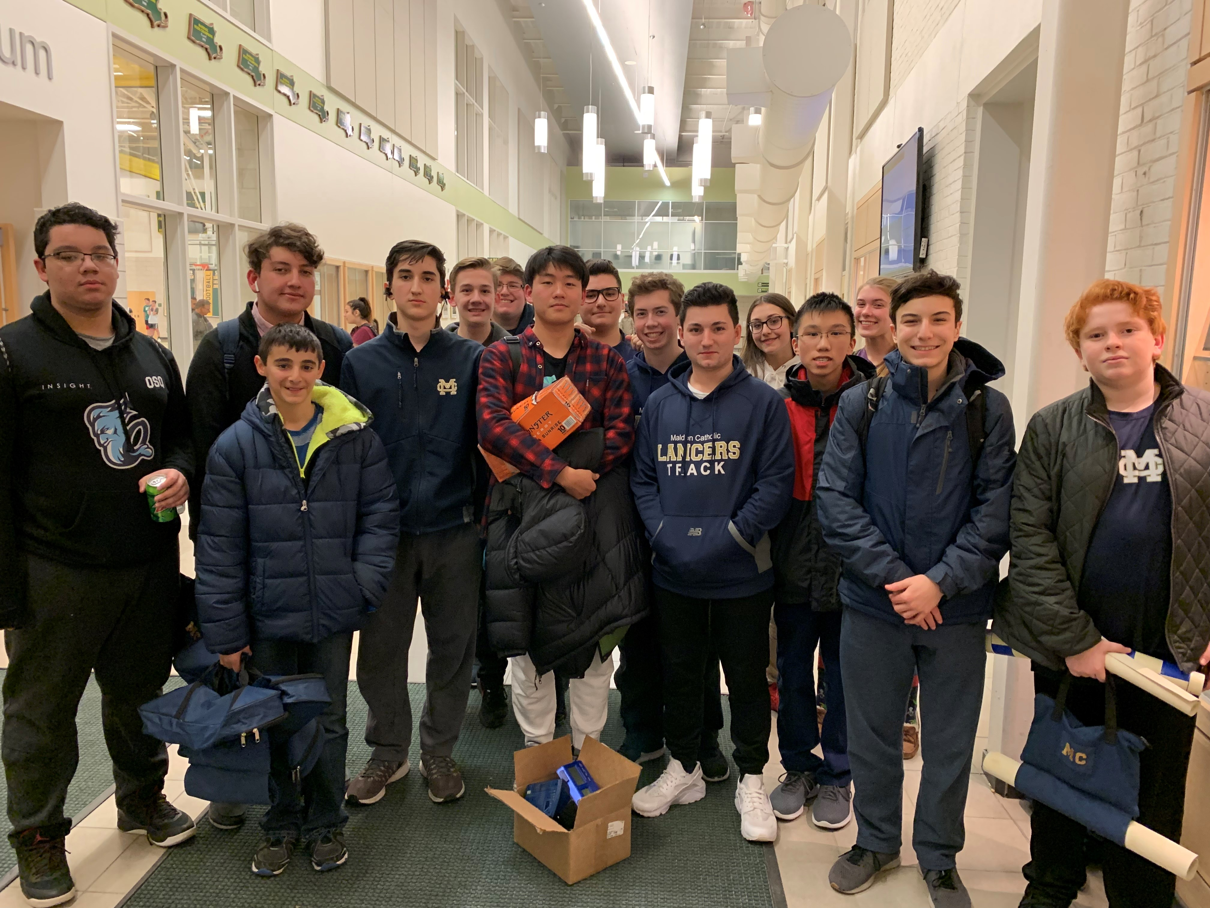 Lancer Chess takes First Place at Blitz Tournament