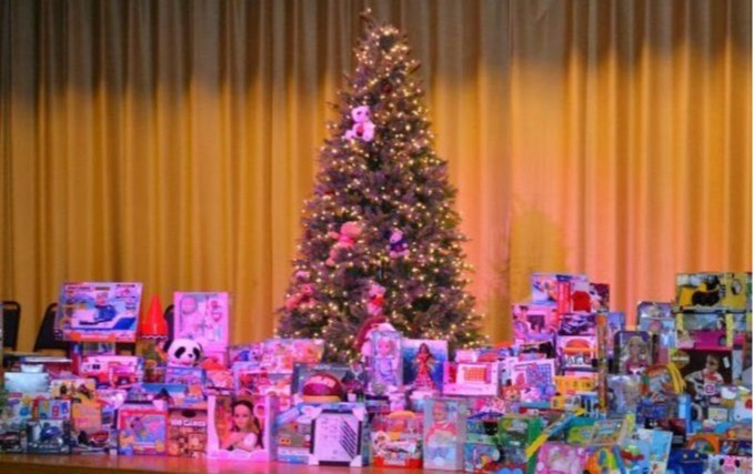 Lancer Toy Drive
